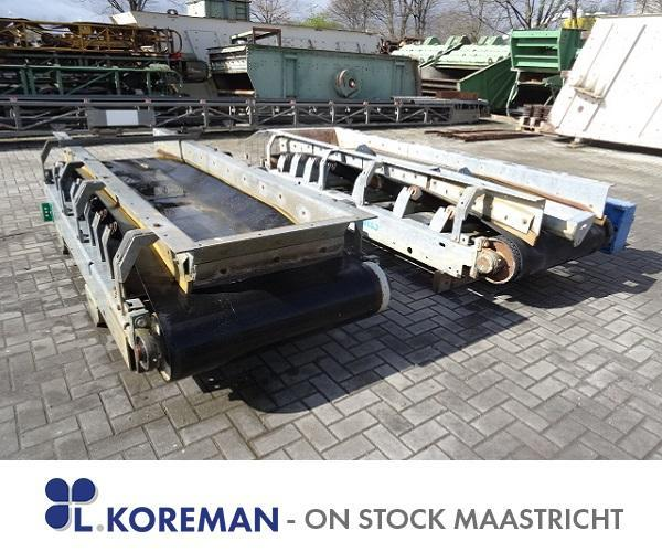 Metso-Minerals Dosing Belt Conveyor BB1000mm
