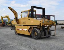 Caterpillar PS 300 - 7 Gummiradwalze