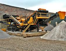 Fabo PRO-150 MOBILE CRUSHING & SCREENING PLANT | TURBO IMPACT CRUSHER