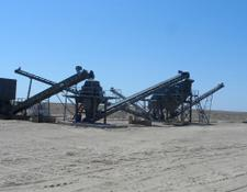 Fabo STATIONARY TYPE 300-400 T/H HARDSTONE CRUSHING & SCREENING PLANT