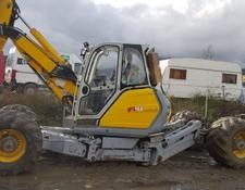 Menzi Muck A91 4x4 plus, Version F