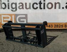 BIG-Lift CAT TH407C Adapter mit MX / SMS / Euro Aufnahme