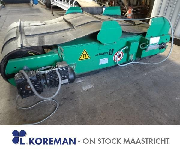 Steinert Electro Magnetic Conveyor Belt BB1250mm