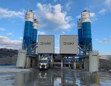 Fabo Powermix-200 Concrete Plant * Biggest Capacity