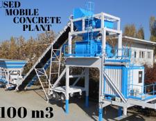 Fabo USED MOBILE CONCRETE PLANT ** ALL MAINTENANCE ARE DONE