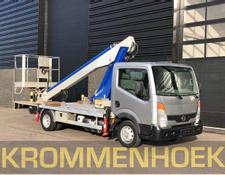 Nissan Cabstar 35.11 | Multitel 160 ALU