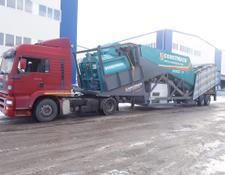 Constmach 100 m3/h MOBILE CONCRETE PLANT,  WITH THE BEST PRICE/PERFORMANCE