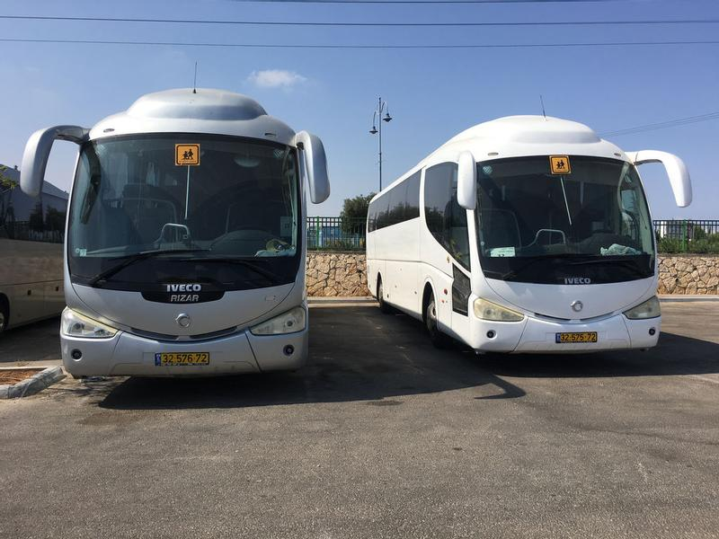 Iveco 4 BUSES FOR SALE -IVECO IRIZAR PB