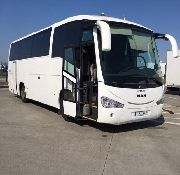 Irizar 3 BUSES MAN CENTURY -40 SEATS-FOR SALE