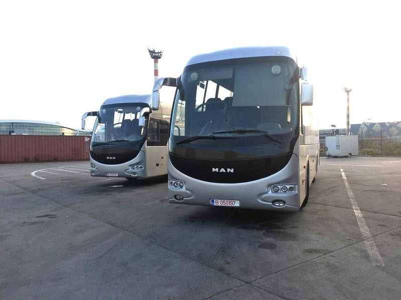 MAN 32 BUSES FOR SALE - YEARS 2006-2009