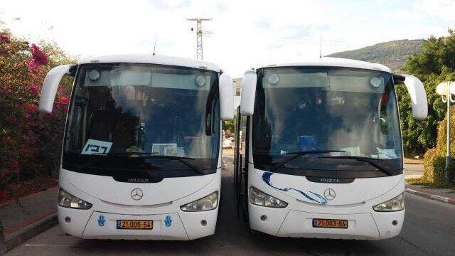 Mercedes-Benz 3 BUSES FOR SALE-MERCEDES IRIZAR 2009