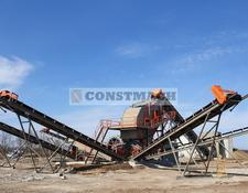 Constmach SCREENING & WASHING PLANT