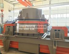 Constmach FOR SALE VERTICAL SHAFT IMPACT CRUSHER