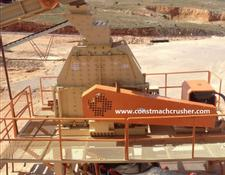 Constmach TERTIARY IMPACT CRUSHER CE CERTIFICATED FOR SALE