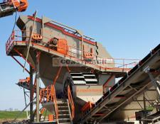 Constmach SCREENING & WASHING PLANT CE CERTIFICATED