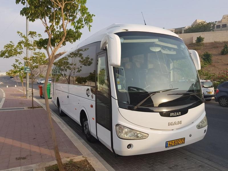 MAN IRIZAR 5 BUSES FOR SALE