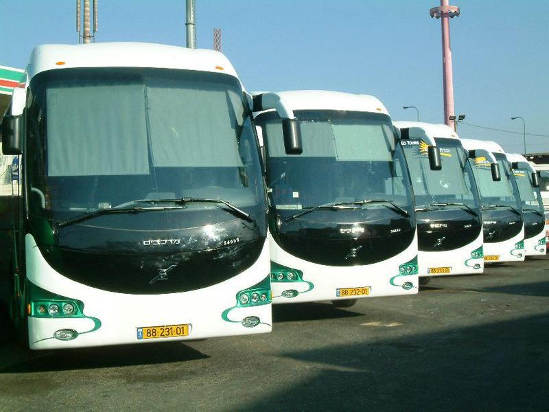 Volvo 155 BUSES FOR SALE YEARS 2007-2010