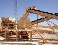 Constmach TERTIARY IMPACT CRUSHER  READY TO DELIVERY