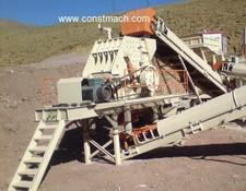 Constmach SECONDARY IMPACT CRUSHER CE CERTIFICATED