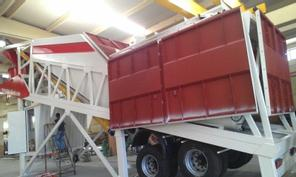 Fabo TURBOMIX 30M MOBILE CONCRETE BATCHING PLANT|CALL NOW