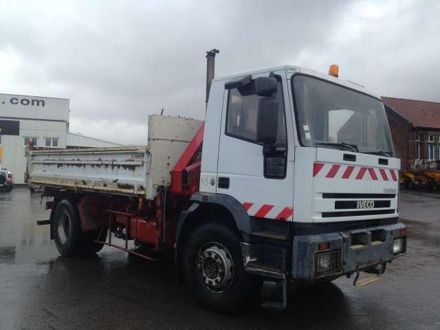 Iveco BENNE GRUE
