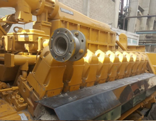 Caterpillar OFFER! Caterpillar 3520 С - NATURAL GAS GENERATOR