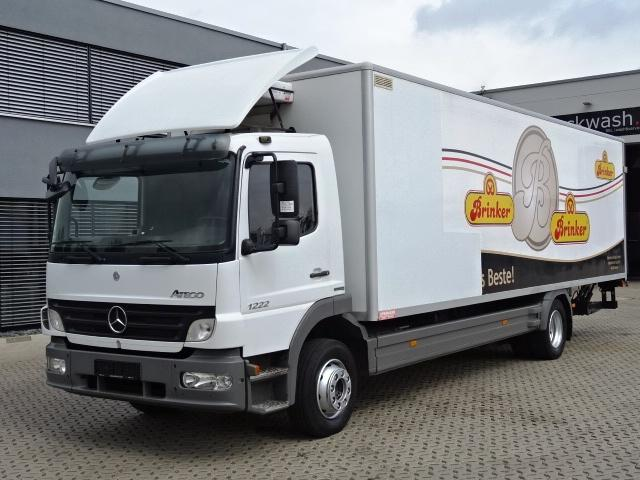 Mercedes-Benz Atego 1222 / 8,15m Länge !!!!/Carrier/LBW