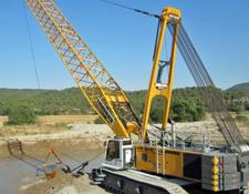 Liebherr HS 895 HD, model 2007, Good Condition