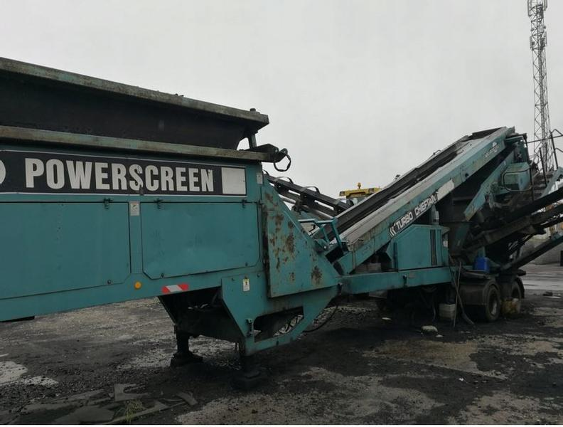 Powerscreen -CHIEFTAIN 1400