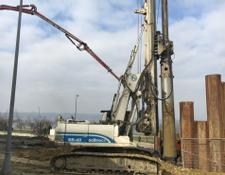 Soilmec SR 40,modell 2010, For SALE