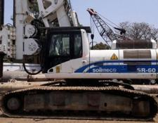 Soilmec SR 60, year 2010, good condition FOR SALE