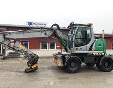 New Holland WE150C Dismantled: only spare parts
