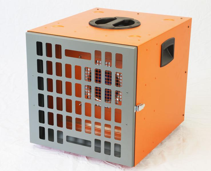 Heylo Luftreiniger Power Filter 1400