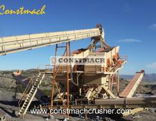 Constmach Stationary Crushing