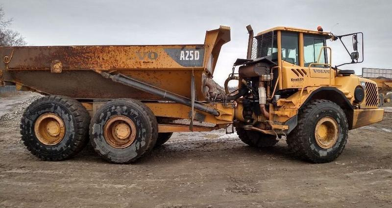 Volvo A 25D