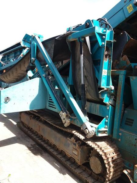 Powerscreen - CHIEFTAIN 1700