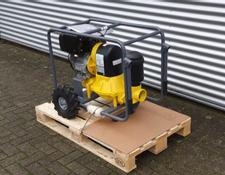 Atlas Copco Waterpumps LB80 with Lombardini