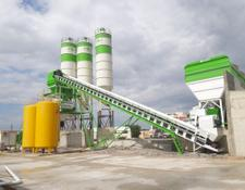 Fabo POWERMIX-160 STATIONARY CONCRETE BATCHING PLANT | NEW GENERATION