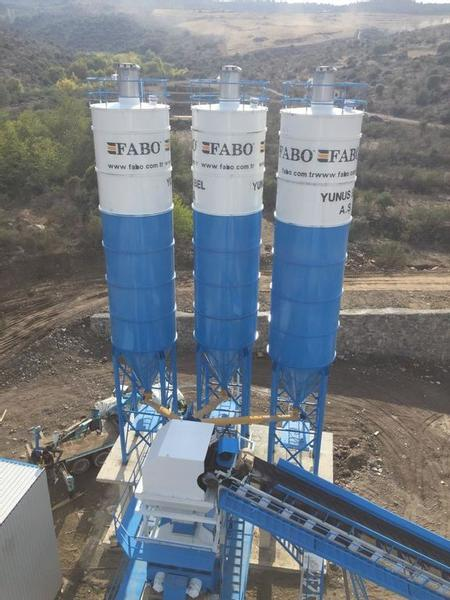Fabo CEMENT SILO BOLTED 50-2000 TONS|FOR SALE