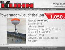 Powermoon LED-Moon 600 (Leuchtballon)