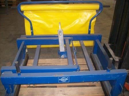 Krangreifer PE1 1250 kg TF