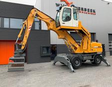 Liebherr A316 Litronic Incl. Selector Grab