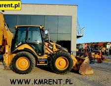 Caterpillar 434 F|KOMATSU WB97 CASE 695 NEW HOLLAND B115B CAT 444 F