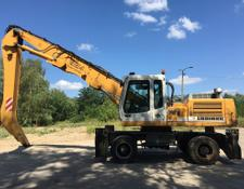 Liebherr A 924 B with Generator Magnetline