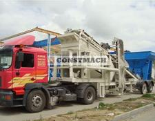 Constmach Mobile Washing Plant