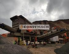 Constmach Mobile Crushing Plant