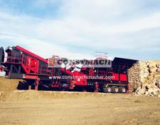Constmach Mobile Limestone Crusher