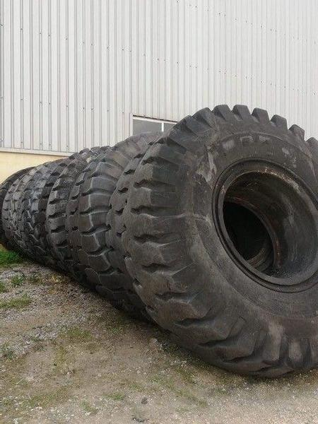 Lot Industrial Tyres European Brand 24.00-35