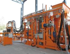 Sumab HIGH CAPACITY R-1500 Block Machine