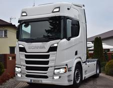 Scania R500 HIGH *9/2018* NEW *25.000km* RETARDER LED